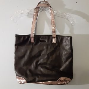 Jimmy Choo Parfums Black Tote Bag